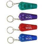 Whistle Keytag Light