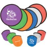 Nylon Collapsible Frisbee